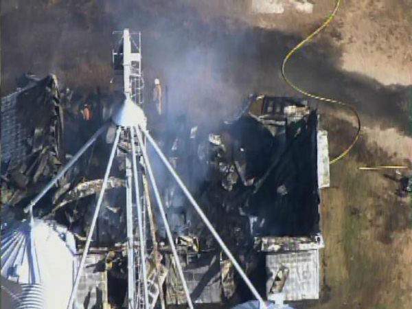 "<div class=""meta image-caption""><div class=""origin-logo origin-image ""><span></span></div><span class=""caption-text"">Pictures from Chopper 11 showed a farm building with its roof missing after report of explosion and fire in Edgecombe County. (WTVD Photo)</span></div>"