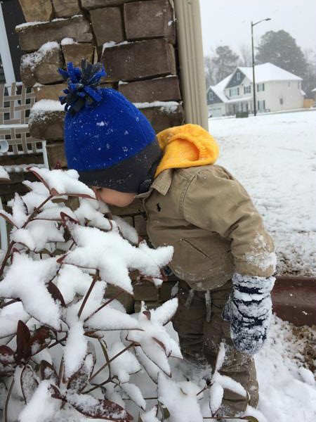 "<div class=""meta ""><span class=""caption-text "">Snow in North Carolina. (WTVD Photo/ ABC11 viewer submitted image)</span></div>"
