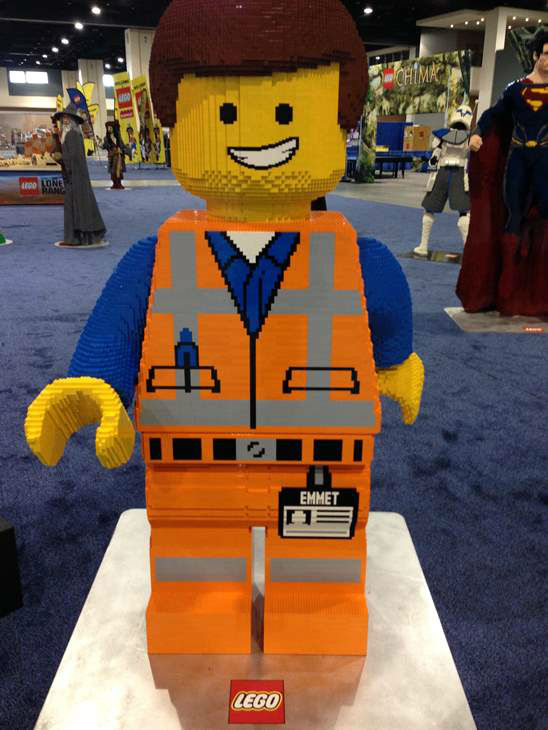 LEGO KidsFest returns to Raleigh. <span class=meta>(WTVD Photo)</span>