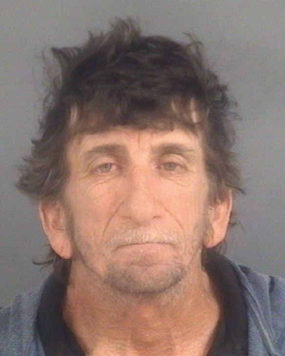 Keith Lambert Graham, 54, of Cumberland Creek Road, Fayetteville  <span class=meta>(WTVD Photo&#47; Image courtesy Cumberland County Sheriff&#39;s Office)</span>