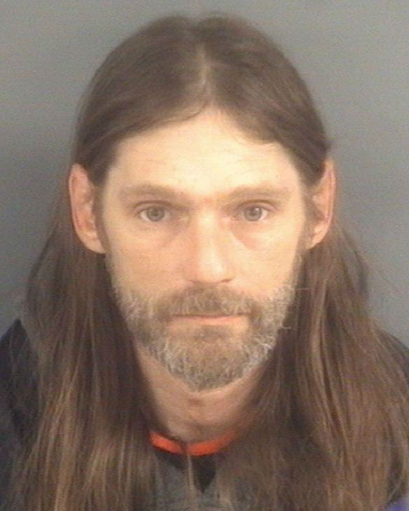 "<div class=""meta ""><span class=""caption-text "">Michael Thomas Hagens, 45, of Cumberland Creek Drive, Fayetteville. (WTVD Photo/ Image courtesy Cumberland County Sheriff's Office)</span></div>"