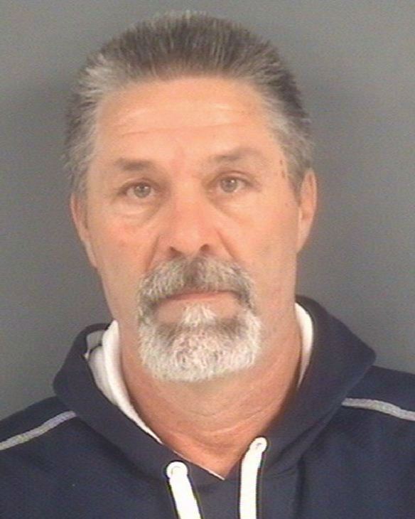 Woodrow Inman, Jr., 55 of Piney Mountain Drive, Hope Mills. <span class=meta>(WTVD Photo&#47; Image courtesy Cumberland County Sheriff&#39;s Office)</span>