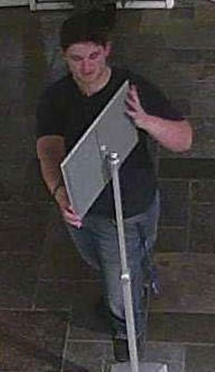 "<div class=""meta image-caption""><div class=""origin-logo origin-image ""><span></span></div><span class=""caption-text"">One of four people police are trying to identify from surveillance pictures. (UNC Department of Public Safety Photo)</span></div>"