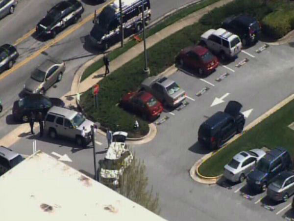 "<div class=""meta ""><span class=""caption-text "">Police search on the campus of North Carolina A&T Friday. (WTVD Photo)</span></div>"