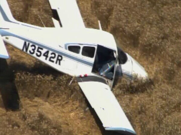 "<div class=""meta ""><span class=""caption-text "">A single-engine plane went down in a Granville County field Thursday morning. (WTVD Photo)</span></div>"