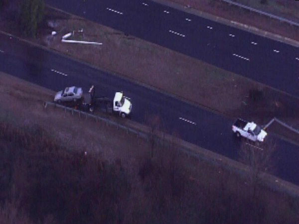 "<div class=""meta ""><span class=""caption-text "">Accidents were reported across the Triangle Friday morning as roads froze. (WTVD Photo)</span></div>"