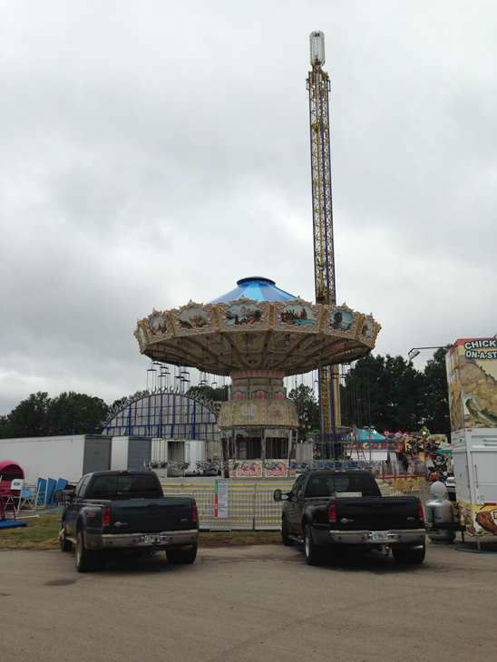 Fans can expect a mix of the old and the new this year during the fair&#39;s 11-day run. <span class=meta>(Photo&#47;WTVD, Lori Denberg)</span>