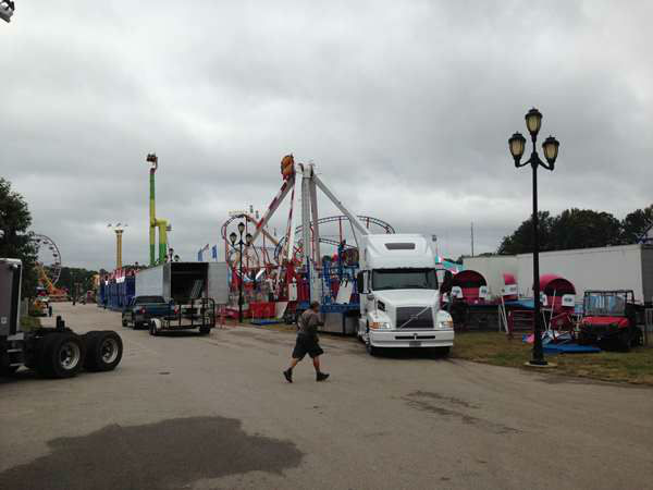 "<div class=""meta image-caption""><div class=""origin-logo origin-image ""><span></span></div><span class=""caption-text"">Fans can expect a mix of the old and the new this year during the fair's 11-day run. (Photo/WTVD, Lori Denberg)</span></div>"