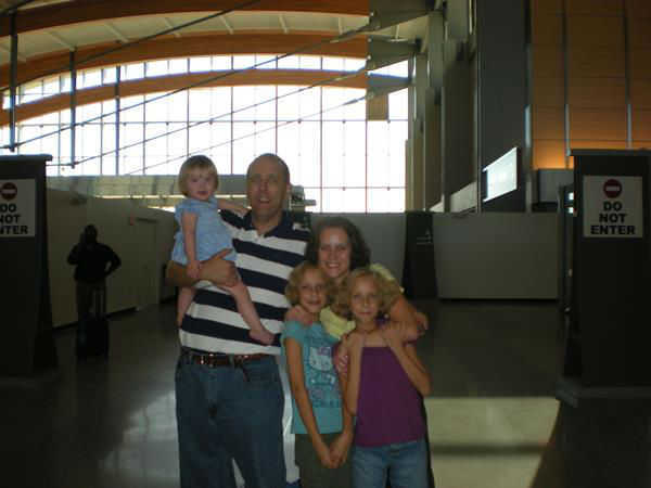The Wojcik and Ferguson families both adopted little girls with Down syndrome from the Ukraine, and after wards realized they live just miles apart.  <span class=meta>(Photo&#47;The Wojcik and Ferguson families)</span>