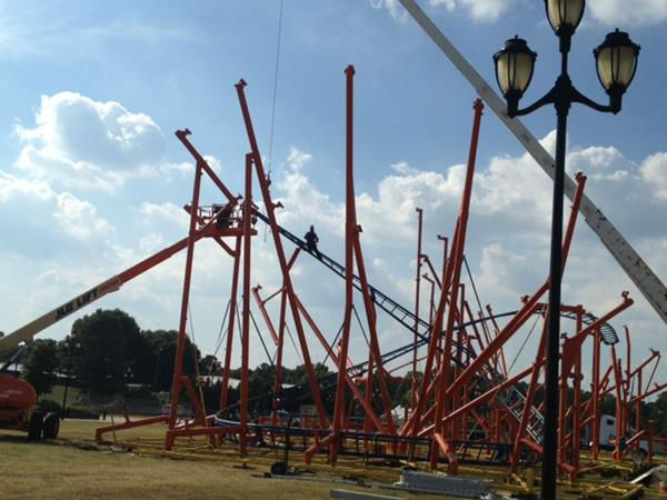 "<div class=""meta image-caption""><div class=""origin-logo origin-image ""><span></span></div><span class=""caption-text"">Behind the scenes as crews get the State Fairgrounds ready for the fair (WTVD Photo/ Lori Denberg)</span></div>"