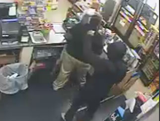 Two Kangaroo convenience stores were robbed in the same night in Fayetteville <span class=meta>(Photo&#47;Fayetteville Police Department)</span>