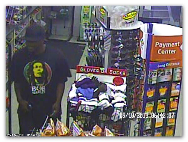 On Tuesday at 9 a.m., Hope Mills police responded to an armed robbery at a convenience store on Legion Road <span class=meta>(Photo&#47;Image courtesy Fayetteville Police Department)</span>