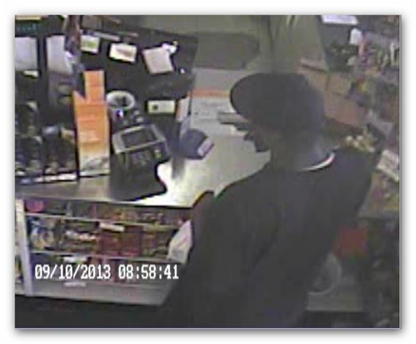 "<div class=""meta ""><span class=""caption-text "">On Tuesday at 9 a.m., Hope Mills police responded to an armed robbery at a convenience store on Legion Road (Photo/Image courtesy Fayetteville Police Department)</span></div>"