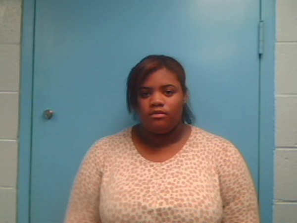 "<div class=""meta ""><span class=""caption-text "">Rodicka E'nyia Rivers is charged with robbery with a dangerous weapon and accessory after the fact. She is being held on $150,000 bond.   (WTVD Photo/ Image courtesy Granville County Sheriff's Office)</span></div>"