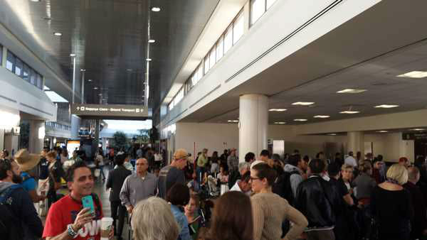 "<div class=""meta ""><span class=""caption-text "">A Cary resident was inside the airport when the shooting unfolded (WTVD Photo/ Kristina Benson)</span></div>"