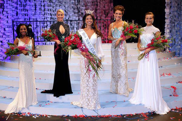 Johna Edmonds, Miss Johnston County, won the Miss North Carolina 2013 title  <span class=meta>(Miss NC Scholarship Pageant)</span>
