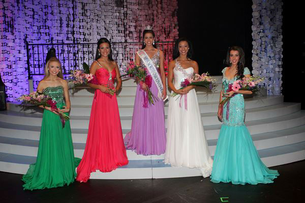 Emili McPhail, Miss Fayetteville?s Outstanding Teen, took home the top honor as Miss North Carolina?s Outstanding Teen on Friday at Raleigh Memorial Auditorium. <span class=meta>(Photo&#47;Miss NC Scholarship Pageant)</span>