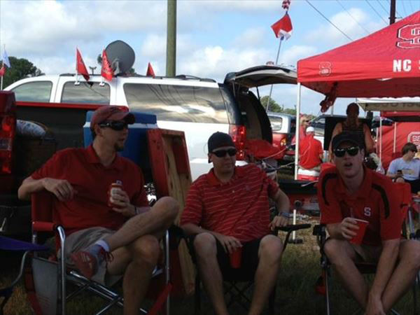 "<div class=""meta image-caption""><div class=""origin-logo origin-image ""><span></span></div><span class=""caption-text"">Wolfpack fans came out to the season opener against Louisiana Tech on Saturday (Photo/ABC11 UReport)</span></div>"
