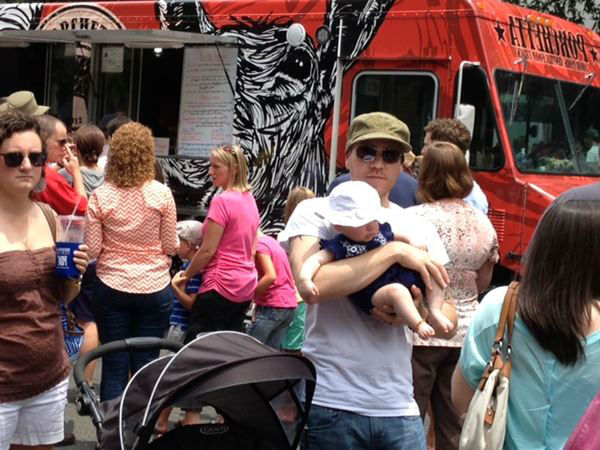 "<div class=""meta image-caption""><div class=""origin-logo origin-image ""><span></span></div><span class=""caption-text"">Hundreds of people spent their ""SUN""day after Tropical Storm Andrea in downtown Raleigh at the Food Truck Rodeo (WTVD Photo/ Lori Denberg)</span></div>"