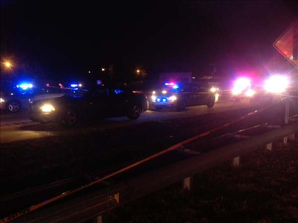 "<div class=""meta ""><span class=""caption-text "">Police said a trooper with the State Highway Patrol was shot in East Durham on U.S. Highway 70 near Interstate 85 Monday evening. (WTVD Photo)</span></div>"
