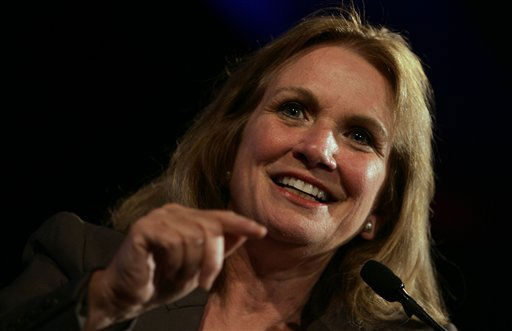 "<div class=""meta ""><span class=""caption-text "">Elizabeth Edwards, wife of Democratic Presidential hopeful John Edwards, gestures during a speech at the Planned Parenthood Annual Public Affairs Conference on Tuesday, July 17, 2007 in Washington.   (AP Photo/ Evan Vucci)</span></div>"