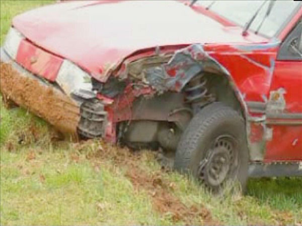 "<div class=""meta image-caption""><div class=""origin-logo origin-image ""><span></span></div><span class=""caption-text"">Three students were on a bus Monday morning when it was involved in a crash with a car on Lead Mine Road at Lakehaven Drive. No injuries were reported, but both vehicles suffered damage. (WTVD Photo)</span></div>"