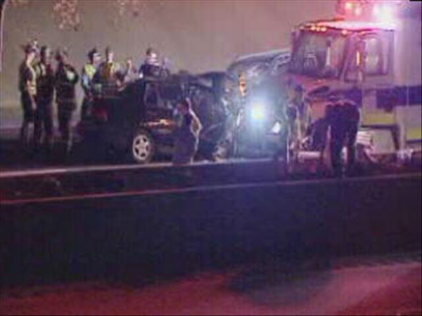 "<div class=""meta image-caption""><div class=""origin-logo origin-image ""><span></span></div><span class=""caption-text"">Two vehicles collided head-on in the eastbound lanes of I-440 near Six Forks Road. (WTVD Photo)</span></div>"