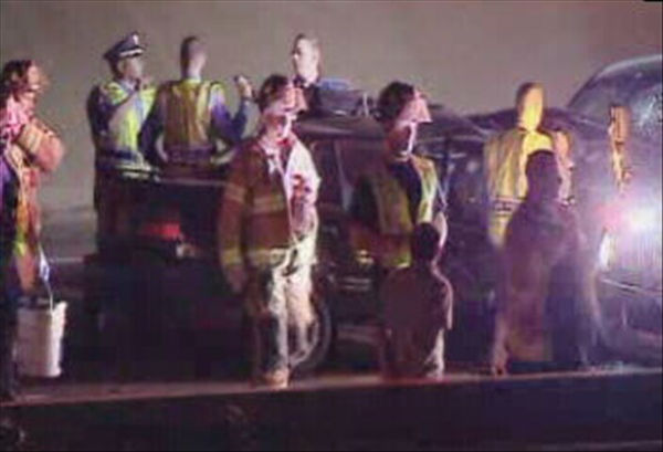 "<div class=""meta ""><span class=""caption-text "">Two vehicles collided head-on in the eastbound lanes of I-440 near Six Forks Road. (WTVD Photo)</span></div>"