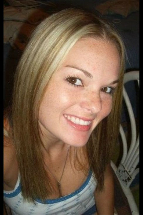 Photo of Kelli Bordeaux the night she disappeared