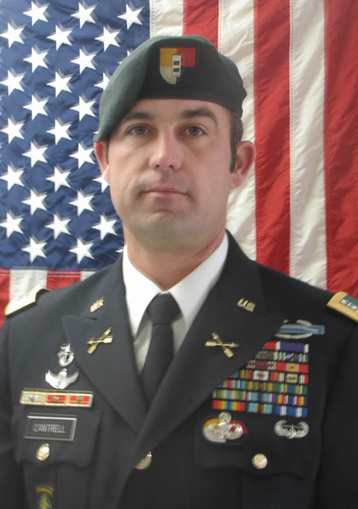 Chief Warrant Officer Edward Duane Cantrell <span class=meta>(U.S. Army Photo)</span>