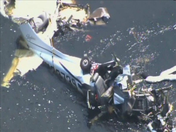 "<div class=""meta ""><span class=""caption-text "">The Cape Fear River crash site Friday July 22. (WTVD Photo/ Chopper 11)</span></div>"