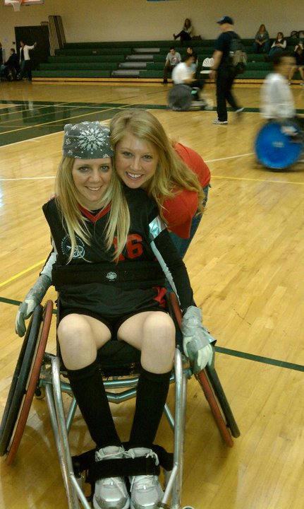 Rachelle Friedman was left paralyzed after freak accident at her bachelorette party. <span class=meta>(WTVD Photo&#47; Courtesy Rachelle Friedman)</span>