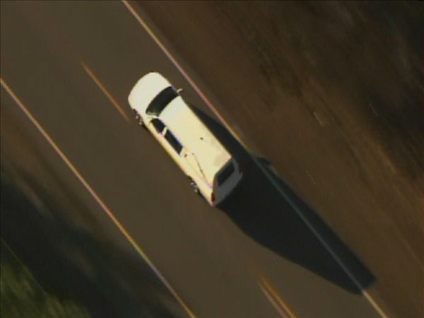 Deputy Rick Rhyne was laid to rest with full honors Monday. <span class=meta>(WTVD Photo&#47; Chopper 11 HD)</span>