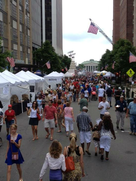 "<div class=""meta ""><span class=""caption-text "">Fourth of July celebrations on Fayetteville Street in downtown Raleigh. (WTVD Photo)</span></div>"