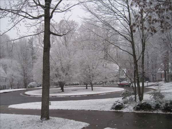 Snow pictures from around the Triangle <span class=meta>(WTVD Photo&#47; ersion 1.00)</span>