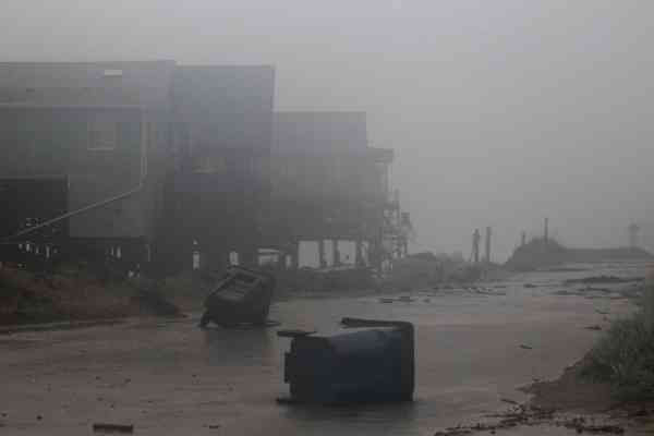 "<div class=""meta image-caption""><div class=""origin-logo origin-image ""><span></span></div><span class=""caption-text"">Debris covers the road along the beach in south Nags Head, N.C., Friday, Sept. 3, 2010 after wind and rain from Hurricane Earl passed through overnight. (AP Photo/ Gerry Broome)</span></div>"