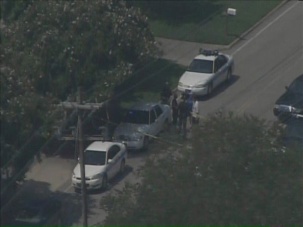"<div class=""meta ""><span class=""caption-text "">Police had several blocks around the crime scene blocked off while they investigated. (WTVD Photo)</span></div>"
