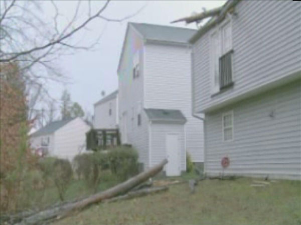 "<div class=""meta image-caption""><div class=""origin-logo origin-image ""><span></span></div><span class=""caption-text"">A large limb fell on a home on Gladstone Drive in Durham Friday morning.  (WTVD Photo)</span></div>"