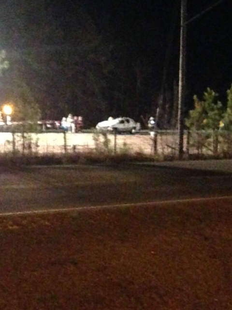 Two people killed, several injured in accident on Interstate 95 near Smithfield early Wednesday morning. <span class=meta>(ABC11 Reporter Caitlin Knute)</span>