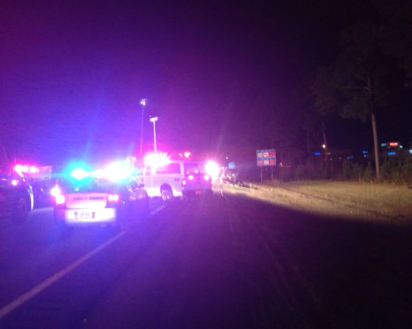 Two people killed, several injured in accident on Interstate 95 near Smithfield early Wednesday morning. <span class=meta>(Jason Thompson)</span>