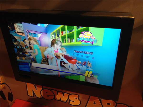 Join ABC11 at Marbles Kids Museum Saturday, Nov. 23  from10 a.m. to 1 p.m. for the grand opening celebration of &#34;News Around Town.&#34; <span class=meta>(WTVD Photo)</span>