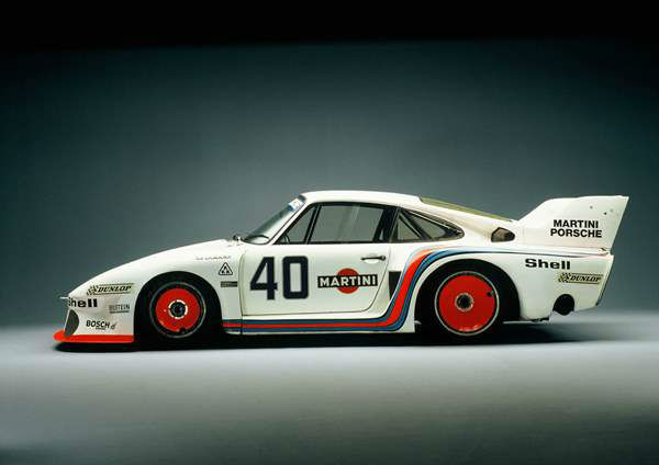 Porsche Type 935 &#34;Baby,&#34; 1977, Courtesy of the Porsche Museum. A new show at the North Carolina Museum of Art traces the evolution of the iconic car brand. <span class=meta>(Photograph &copy; 2013 Porsche Museum via NCMA)</span>