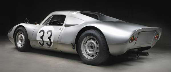 Porsche Type 904&#47;6 Prototype, 1965, Private collection of Cameron Healy and Susan Snow. A new show at the North Carolina Museum of Art traces the evolution of the iconic car brand. <span class=meta>(Photograph &#38;copy; 2013 Peter Harholdt via NCMA)</span>