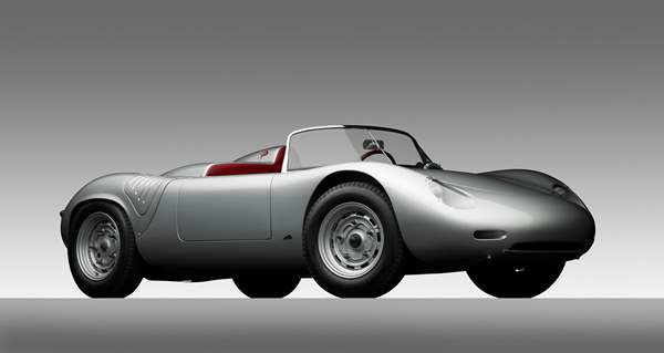 Porsche Type 718 RS60, 1960, Bowman Motors. A new show at the North Carolina Museum of Art traces the evolution of the iconic car brand. <span class=meta>(Photograph &#38;copy; 2013 Michael Furman via NCMA)</span>