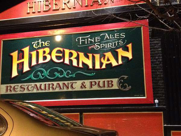 Take a peek inside the newly renovated Hibernian Pub on Raleigh&#39;s Glenwood South. A grease fire nearly burned the popular hangout to the ground in December 2012; the location is set to reopen on March 1, 2014 with a 2-story layout and a rooftop bar. <span class=meta>(WTVD Photo)</span>