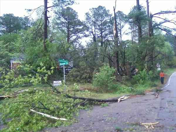 Tornado damage across North Carolina <span class=meta>(WTVD Photo&#47; uReport)</span>