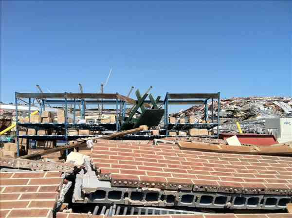 "<div class=""meta ""><span class=""caption-text "">Tornado damage across North Carolina (ABC11/uReport)</span></div>"