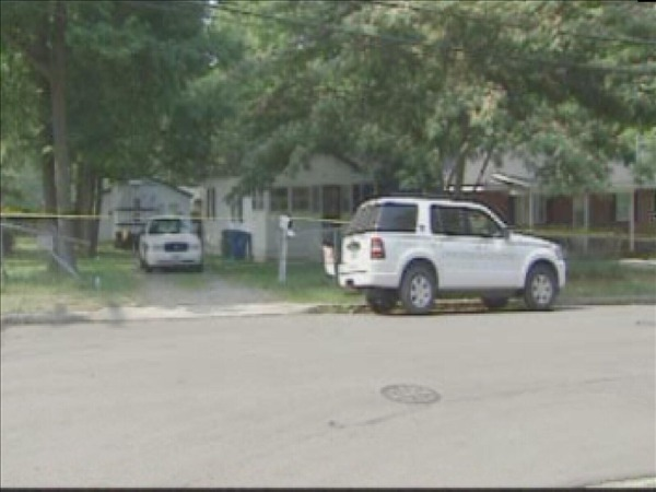 "<div class=""meta image-caption""><div class=""origin-logo origin-image ""><span></span></div><span class=""caption-text"">The Ashe Street home where McKoy's body was found (WTVD Photo)</span></div>"
