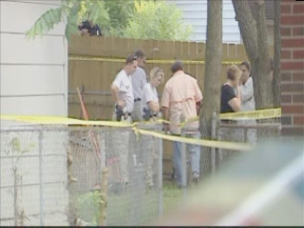 The Ashe Street home where McKoy&#39;s body was found <span class=meta>(WTVD Photo)</span>