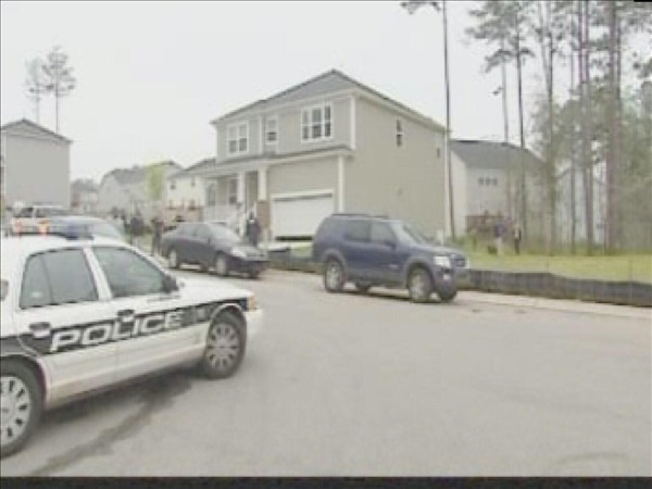"<div class=""meta ""><span class=""caption-text "">The Pear Tree Lane home where McKoy and Higganbothan were last seen alive. (WTVD Photo)</span></div>"